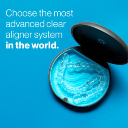 most advanced clear aligner